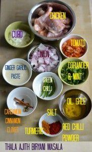 Recipe for Thala Ajith biryani. Recipe adapted from a tamil magazine. Paleo Recipes, Indian Food Recipes, Gourmet Recipes, Baking Recipes, Puri Recipes, Briyani Recipe, India Food, Orange Recipes, Asparagus Recipe