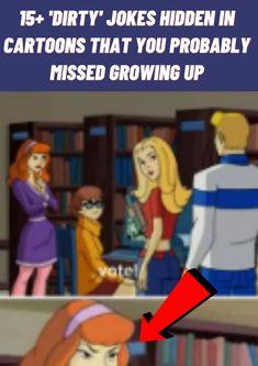 #Dirty #Jokes #Hidden #Cartoons #Missed