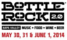 BottleRock Napa Valley | May 30, 31, June 1 2014