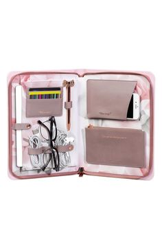 Main Image - Ted Baker London Lifestyle Organizer Travel Wallet