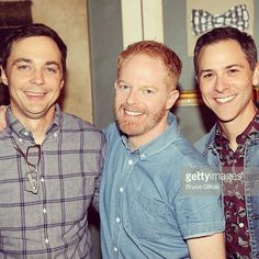 """462 Likes, 4 Comments - Stefania (@shamy_bigbangtheory90) on Instagram: """"Happy birthday to the man in the middle #jessetylerferguson! Oh and there are #jodd too!…"""""""