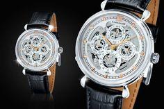 Thomas Earnshaw Grand Calendar Watch