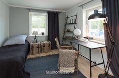 30 Villa Falken - Makuuhuone 2 | Asuntomessut
