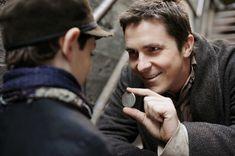 Christian Bale in Prestige