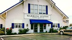 Warren's Station Family Restaurant (fenwick island)   A local favorite for decades, Warren's Station is located in the tiny beach town of Fenwick Island, Delaware