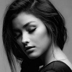 Liza Soberano (Philippines/US) Liza Soberano, Most Beautiful Faces, Beautiful People, Beautiful Women, Black And White Portraits, Black And White Photography, Enrique Gil, Aesthetic Women, Portrait Inspiration