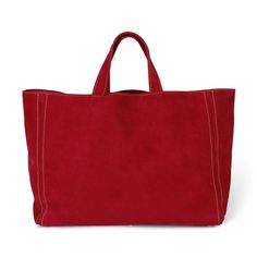 Lugano Weekender Tasche Rot Lugano, Diamond Are A Girls Best Friend, Reusable Tote Bags, Fashion, Accessories, Taschen, Leather, Moda, Fashion Styles