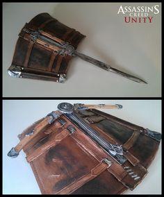 Assassin's Creed Unity - Phantom Blade by Trujin.deviantart.com on @deviantART