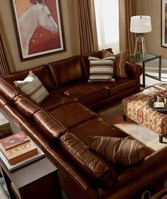 Ethanallen.com   Ethan Allen | Furniture | Interior Design | Shop By Room |  Living Rooms | FURNITURE | Pinterest | Leather Sectional, Living Rooms And  Room