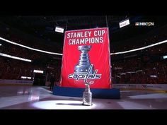 Watch this john walton-inspired video and remember the 2018 stanley cup run one final time Nike Elites, Cara Delevingne, Kobe Bryant, Caps Hockey, Two Sisters Cafe, Overnight Blueberry French Toast, Stanley Cup Champions, Good Day Song