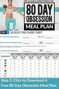 80 day obsession meal plan free plan to use today pinterest the 80 day obsession meal plan focuses on timed nutrition to get you max results fast more information fandeluxe Image collections