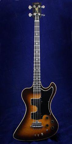 1981 Gibson RD Artist Bass - Tobacco Sunburst CMT