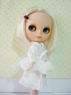 One customized OOAK Blythe Doll LOTTA Model with by Dakawaiidolls, $290.00