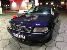 Mein 2001er A8, frisch poliert Audi A8, Benz, Automobile, Motorcycles, Cars, Vehicles, Car, Rolling Stock, Autos