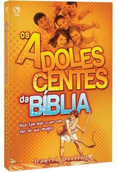Foto principal do produto Os Adolescentes da Bíblia