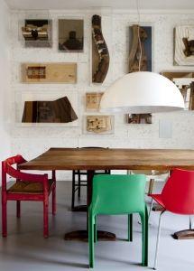 Vico Magistretti // Studio