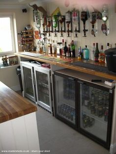 man cave garage Pub/Entertainment from Biggin Hill Kent owned by Paul Clark