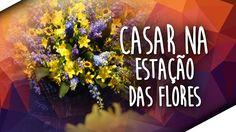 Casar na Estação das Flores