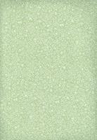 Tecido verde c/flor branca