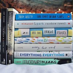 inspirational books by celinereads Best Books To Read, Ya Books, Book Club Books, Book Lists, Good Books, Reading Books, Book Suggestions, Book Recommendations, All The Bright Places