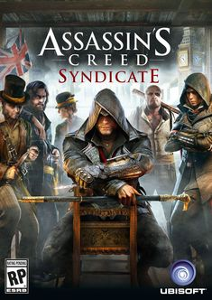 Assassin's Creed: Syndicate chega a 23 de outubro à PS4 e Xbox One