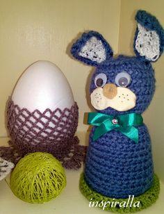 Alicja w Krainie Decoupage...: Wielkanocne ozdoby