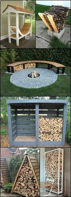 Shed Plans - Firewood Storage Ideas theownerbuilderne... Do you have a wood burning firepla... - centophobe.com/... - Now You Can Build ANY Shed In A Weekend Even If Youve Zero Woodworking Experience!