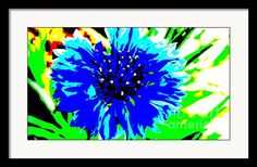 Trippin Framed Print By Chandra Nyleen