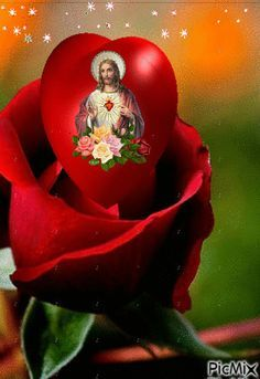 See the PicMix JESUS belonging to giurgead on PicMix. Jesus And Mary Pictures, Pictures Of Jesus Christ, Religious Pictures, Cross Pictures, Gif Pictures, Good Morning Love, Good Morning Quotes, Jesus Gifts, Image Jesus