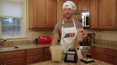 Smoothie Tyme with Julian Edelman (+playlist) ....(This is way too funny!!!)