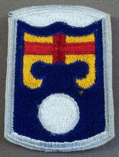 US Army - 92nd Infantry Brigade Cut Edge, NOS 1966 | eBay