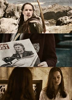Can we talk about Susan's fabulous adventures after Narnia? A lion told her to walk away, and she did. He forbade her magic, he forbade her her own kingdom, so she made her own. Susan Pevensie did not lose faith. She found it.