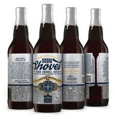 Rum Barrel-Aged Snow Shovel