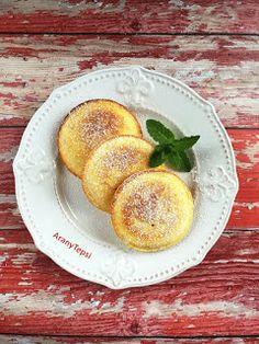 AranyTepsi: Tarkedli, a cseh fánk French Toast, Muffin, Peach, Cheese, Fruit, Breakfast, Food, Morning Coffee, Essen
