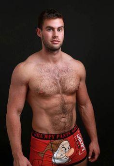 Men Sexy naked british