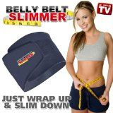 nice Belly Belt Slimmer Black One Size Fits Up To 50 Inch Waist Burn Calories Melt Fat Belly Burner Weight Loss Health Fitness Exercise Trim Waist Thin Stomach Lose Pounds Fat As Seen On TV Reviews