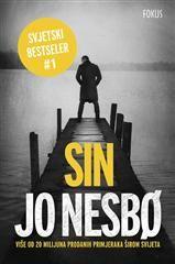 Sin: Jo Nesbo: 9789537213787: Knjiga | Algoritam MK – Internetska knjižara