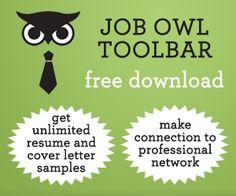 JOB OWL TOOLBAR,Free download