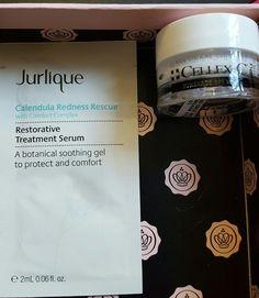 Jurlique Sample Traded  and Cellex C Sunshade spf 50+