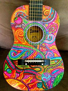 This so super cool!! It's an acoustic guitar made with fully wood. So amazing how they did this!!