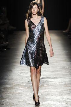 Milan Fashion Week, SS '14, Marco De Vincenzo