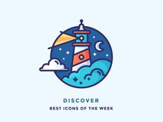Discover best icons of the week! by Justas Galaburda #Design Popular #Dribbble #shots