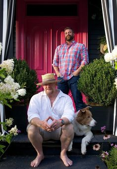 Roger & Chris' Bold, Eclectic & Vivacious 160-Year-Old Victorian — House Tour | Apartment Therapy