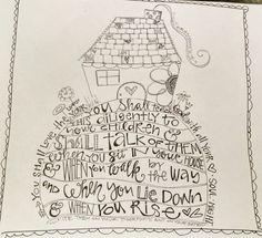 BAJ:Doodles 101: Deut: 3: Sue Carroll