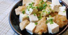 100レポ感謝★胸肉は片栗粉をまぶし焼いてから煮るのでとろっと柔らか!ふんわり豆腐に中華だしの優しい味。体が温まります!