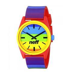 Neff Time   Daily Wild Rainbow