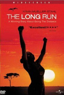 """The Long Run - Armin Mueller-Stahl (""""Shine"""") plays a German-born ex-runner living in South Africa who never achieved his dream of winning the Comrades Marathon, a grueling 54-mile run through the South African desert. His hopes are renewed when he meets an amateur woman with natural talent — and an illegal alien to boot — and decides to coach her with the vigor he had reserved for himself."""
