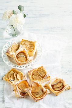 Nopeat päärynäviinerit | Reseptit | Anna.fi