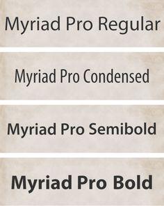 12 Most Loved Free Fonts For Website Design