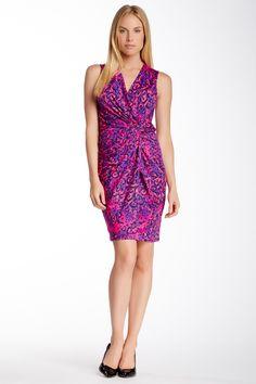 Lucia Surplice Dress by Julie Brown on @nordstrom_rack